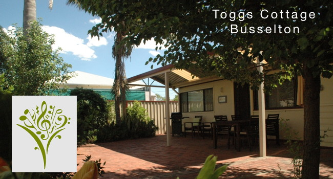 Toggs Cottage Busselton