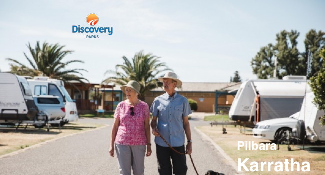 discovery parks pilbara karratha
